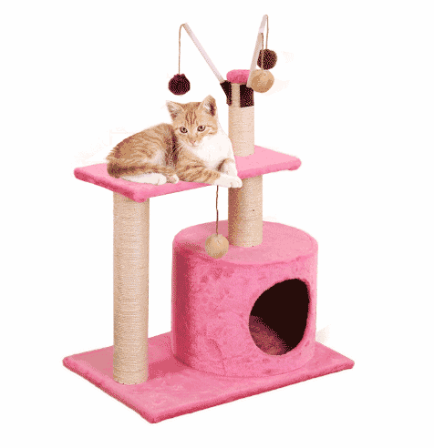 DIY CAT TREE from Cat tree factory