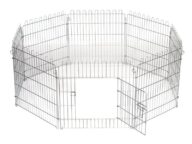 Wire Pet Playpen 8 panels size 63x 60cm 06-0113 Wire Pet Playpen 8 panels size 63x 60cm 06-0113