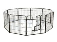Suqare Tube Pet Fence Playpen 80x 80cm 10pcs 06-0126 Suqare Tube Pet Fence Playpen 80x 80cm 10pcs 06-0126