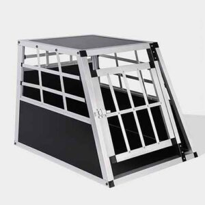 Small Single Door Dog cage 65a 60cm