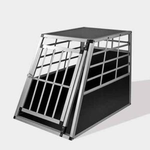 Large Single Door Dog cage 65a 77cm