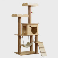 Pet Cat Tree House