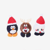 Plush Pet Dog Christmas Series Set Cute Dolls Bite Toy Funny Pet Chewing Toy For Dog Pupy Cat Washable Dog Play Supplies Pet Toys: Pet Toys Products, Dog Goods