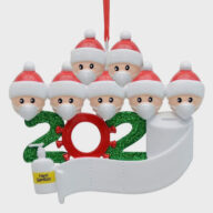 Family Christmas Decoration  Ornament Quarantine Christmas Supplies Family Christmas Decoration  Ornament Quarantine Christmas Supplies