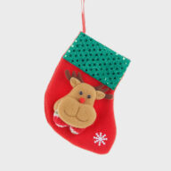Funny Decorations Christmas Santa Stocking For Gifts Funny Decorations Christmas Santa Stocking For Gifts